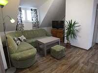 Obývák apartmán 2 - Černá v Pošumaví