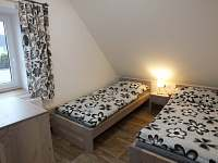 Pokoj apartmán1 - k pronajmutí Černá v Pošumaví