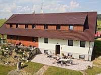 Borová Lada ubytování 13 lidí  ubytování