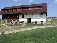 Dovolená pro rybáře na Teplé Vltavě: Rekreační dům na horách - Borová Lada