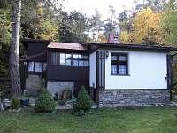 ubytování Dlouhá Ves na chatě k pronájmu