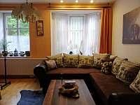 Pokoj s manželskou postelí 1 - apartmán ubytování Horní Planá