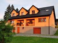 Apartmán na horách - okolí Radslavi