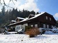 Apartmán na horách - Zdíkov Šumava