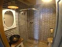 Koupelna, Apartmány U Šakala