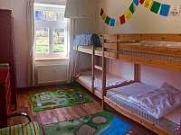Ložnice - apartmán k pronájmu Kvilda 126