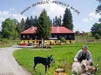 ubytování v Novohradských horách Penzion na horách - Nová Pec - Bělá