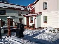 zima 2021 - apartmán ubytování Nový Dvůr