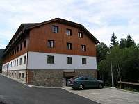 Apartmán na horách - okolí Zelené Lhoty