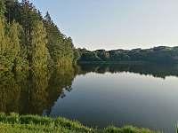 rybník Bušek - Velhartice