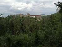 Velhartický hrad -