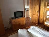 ložnice - Apartmány Lipno - Dobrá Voda