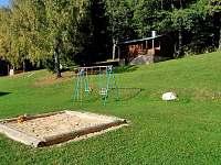 pískoviště - Apartmány Lipno - Dobrá Voda