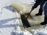 Kontrola kvality ledu