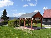 Zahradní domek (pergola)