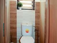 WC - chalupa k pronajmutí Opolenec