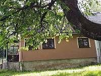ubytování Horní Planá - Přední Zvonková Chata k pronájmu
