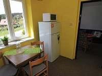 Apartmán Premium kuchyně - chata k pronajmutí Javorník
