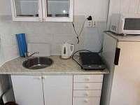 Apartmán Standard kuchyňský kout - pronájem chaty Javorník