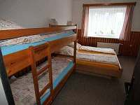 Ložnice 2 apartmán 1. patro