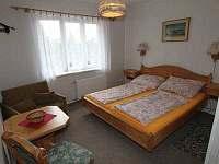 Ložnice apartmán 2. patro - Javorník