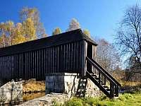 Soumarský most Lenora - chata k pronajmutí Volary