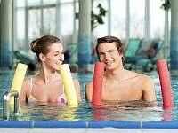 Volarský krytý bazén. -
