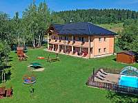 Horní Planá jarní prázdniny 2021 ubytování