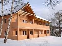 Apartmány nad rybníky Horní Planá - Hůrka