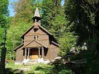 Stožecká kaple - apartmán k pronájmu