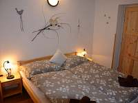 apartmán č. 1, ložnice pro dva