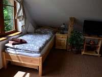 apartmán č. 3, ložnice