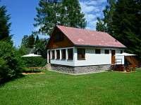 Chata Nela 2017 - ubytování Horní Planá