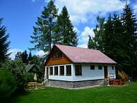 ubytování Nové Chalupy na chatě k pronájmu