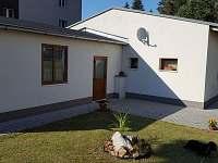 ubytování na Silvestra na Šumavě