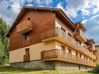 ubytování  v apartmánu na horách - Hojsova Stráž - Brčálník