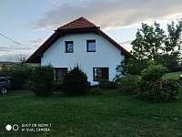 Chalupa Záluží u Sušice - ubytování Záluží
