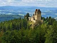 Hrad Kašperk - Záluží