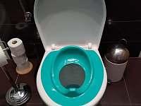 WC pro nejmenší - Záluží