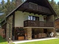 Chata ubytování pro 5 až 8 osob