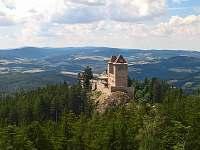 Hrad Kašperk - Pohorsko