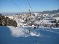 sjezdovka Kašperky - Pohorsko