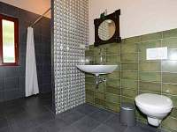 apartmán AVIATIK koupelna a toaleta