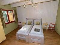 apartmán AVIATIK ložnice