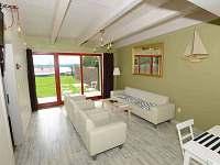 apartmán NAUTICAL obývací kout