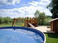 Chalupa Zaječí bazén - k pronajmutí Stachy