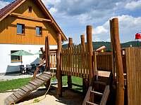 Chalupa Zaječí hřiště - ubytování Stachy