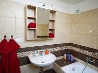 Chalupa Zaječí koupelna 1 - Stachy