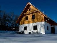 zima Chalupa Zaječí 1