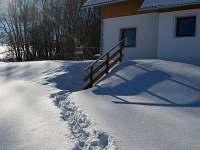 zima Chalupa Zaječí 2 - Stachy